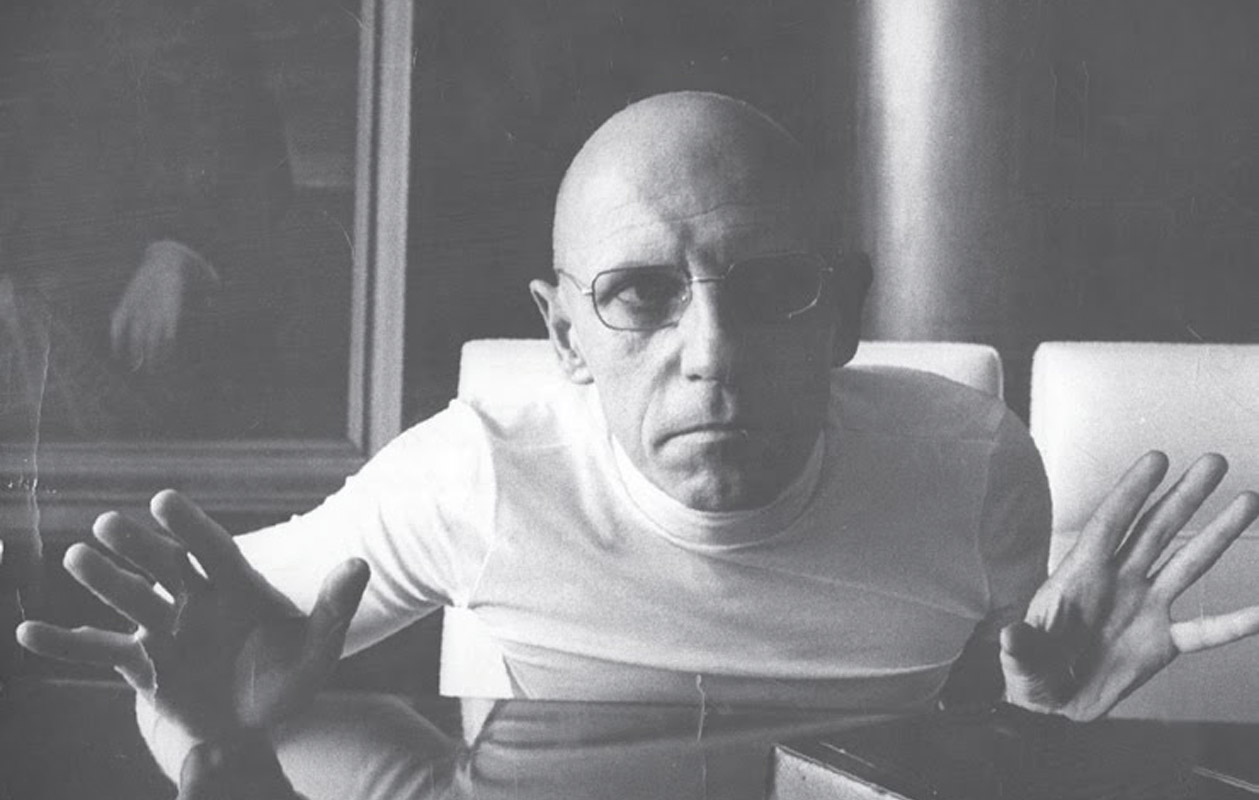 The body of the condemned by michel foucault
